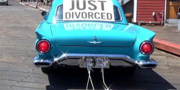 Развод - это тоже праздник для некоторых людей (19 фото)