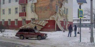 Капитальный ремонт жилого дома (5 фото)