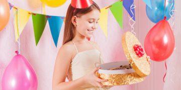 Девчачий день рождения