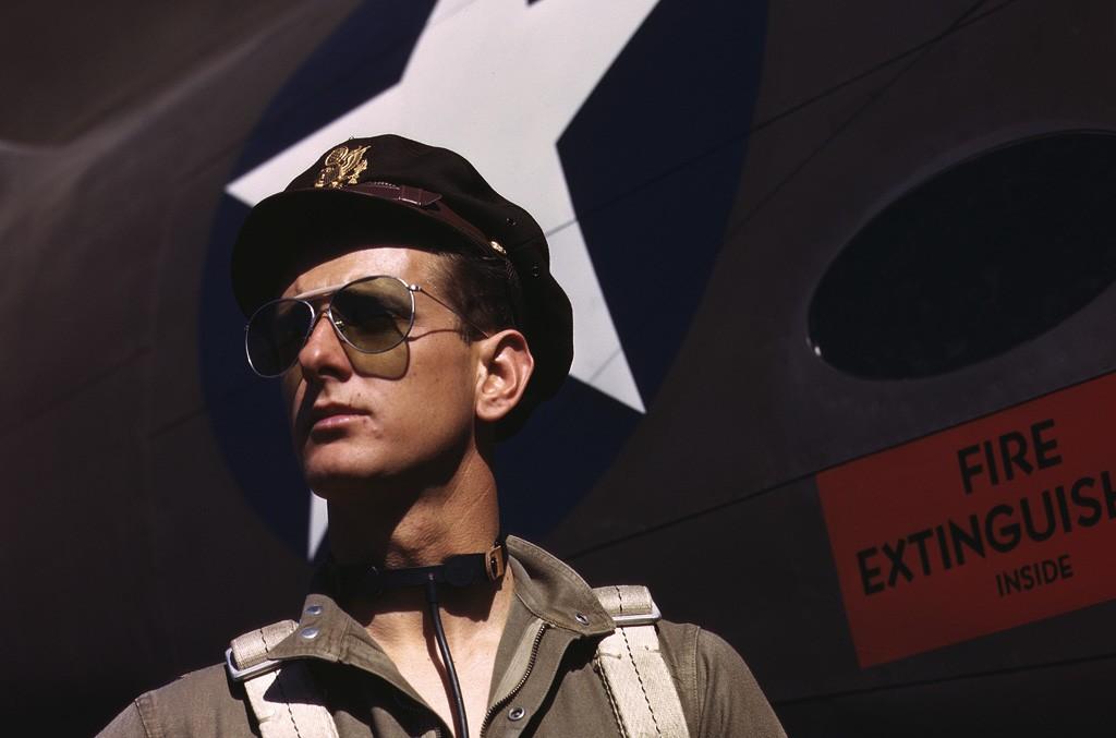 Солнцезащитные очки американских лётчиков