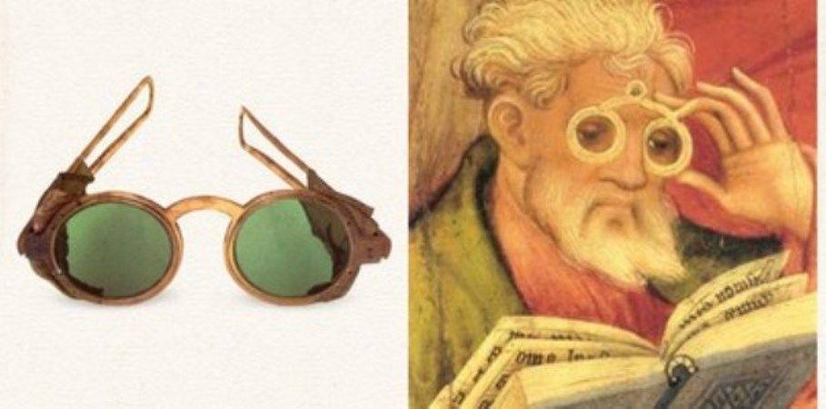 Солнцезащитные очки в Древнем Риме