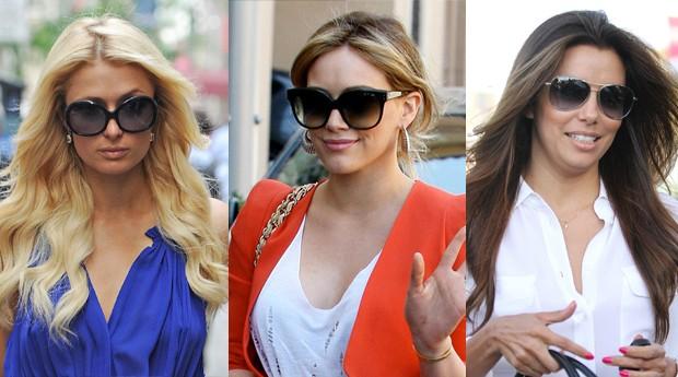 Благодаря звёздам Голливуда мода на солнцезащитные очки проникла в массы