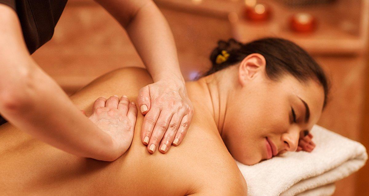 массаж и полный релакс