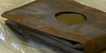 Найден кошелек из середины прошлого века, которому 71 год. Вот что было внутри него!