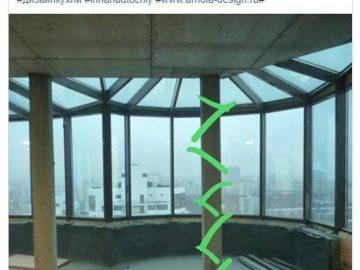 Убрать несущую колонну, чтобы установить джакузи? Запросто! (3 скриншота)