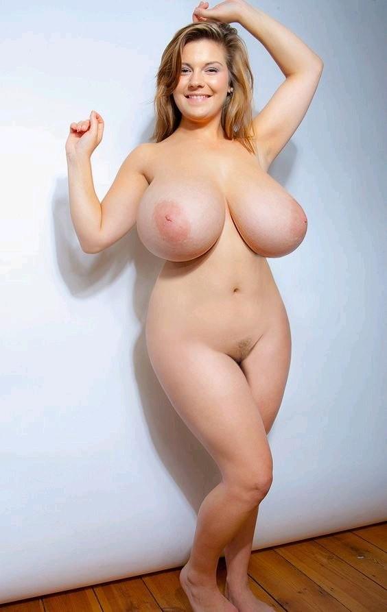 Русская баба с большими сиськами