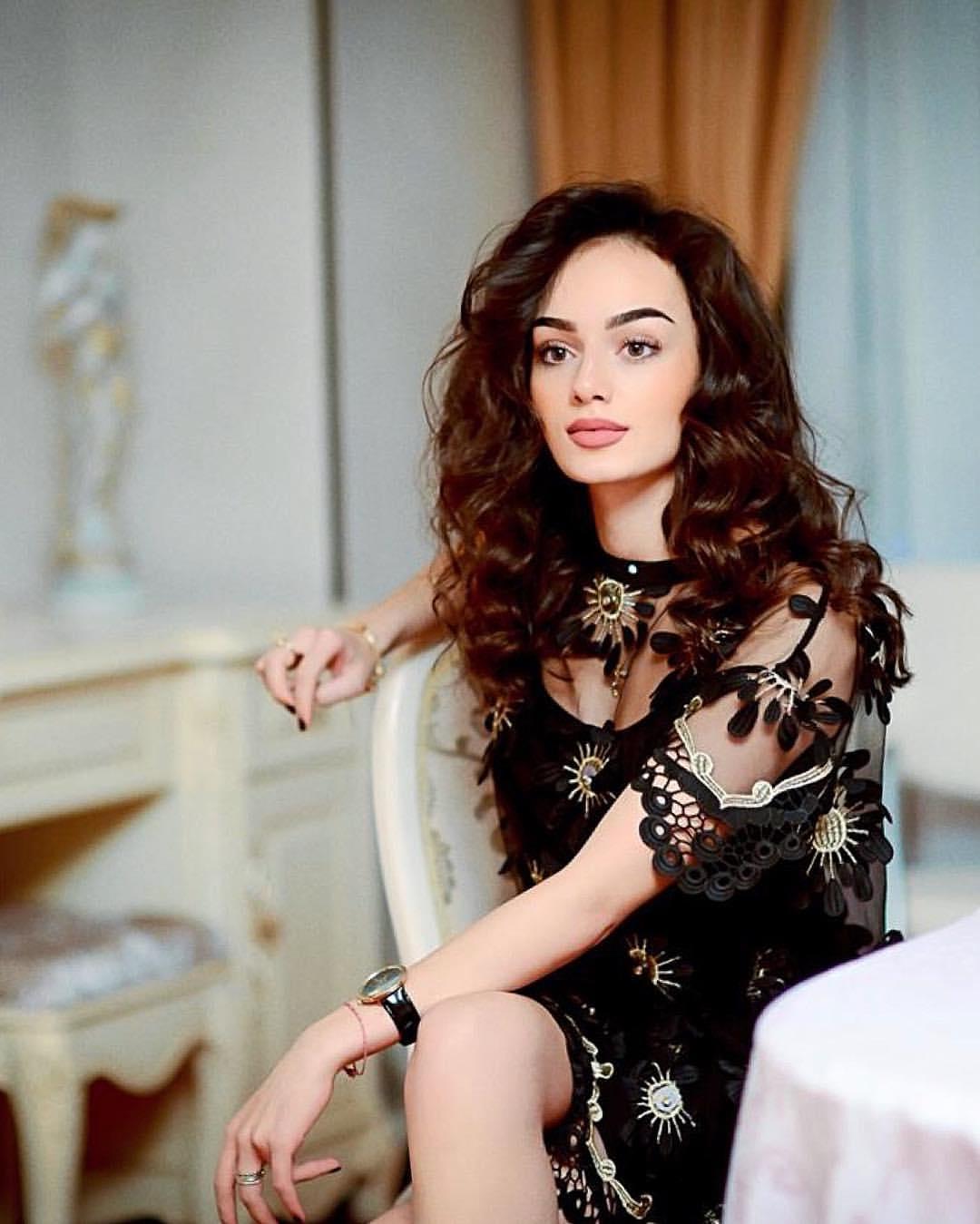Армянская красавица - Анна