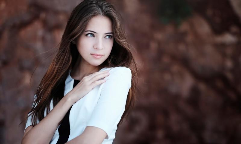 Очаровательное фото чистой русской красоты