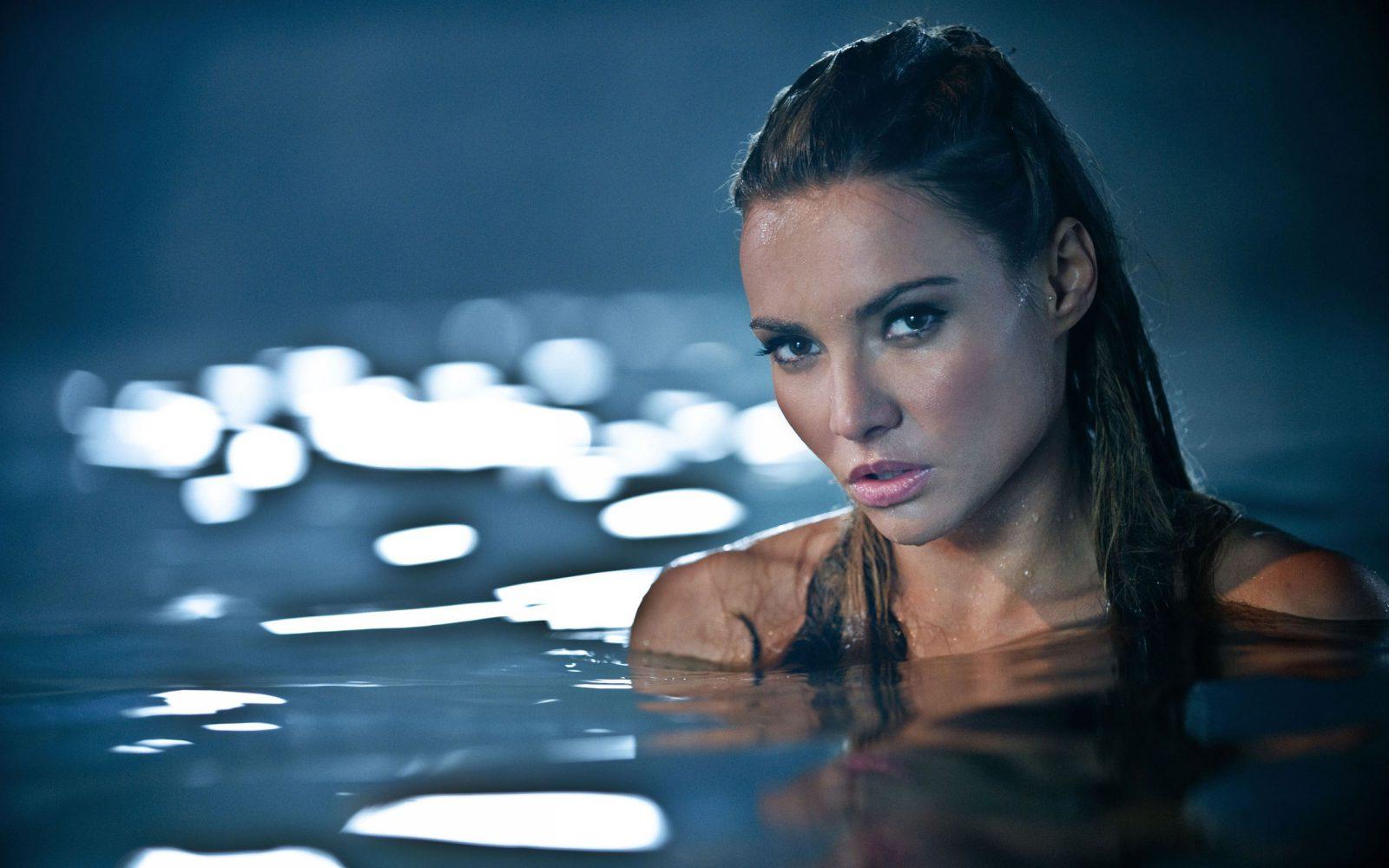 Прекрасное фото в воде