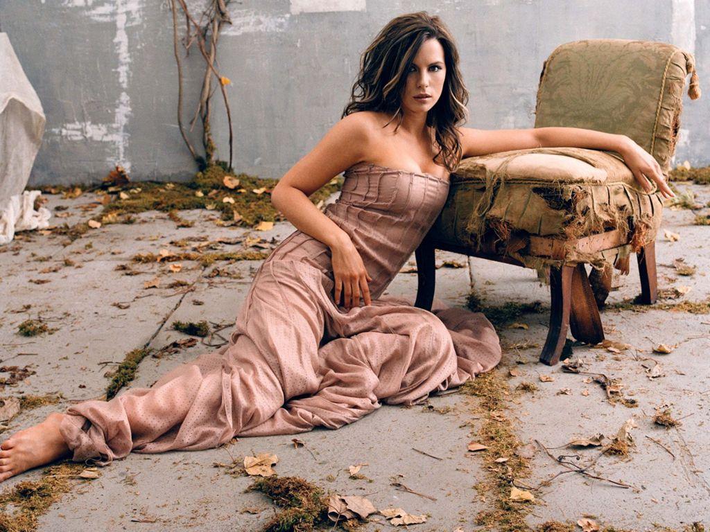 Фотомодель и просто красавица - Кейт Бекинсейл