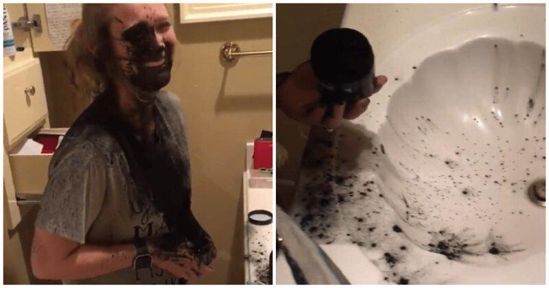 Не прочитавшая инструкцию женщина повеселила своего мужа (2фото+1видео)