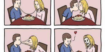 30 дурацких комиксов для людей, у которых очень чёрное чувство юмора (32фото)