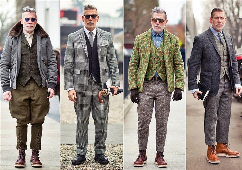 С чем носить дерби, оксфорды, монки, броги или лоферы