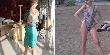 Женщина из Омска узнала о продаже ее старого снимка (2 фото)