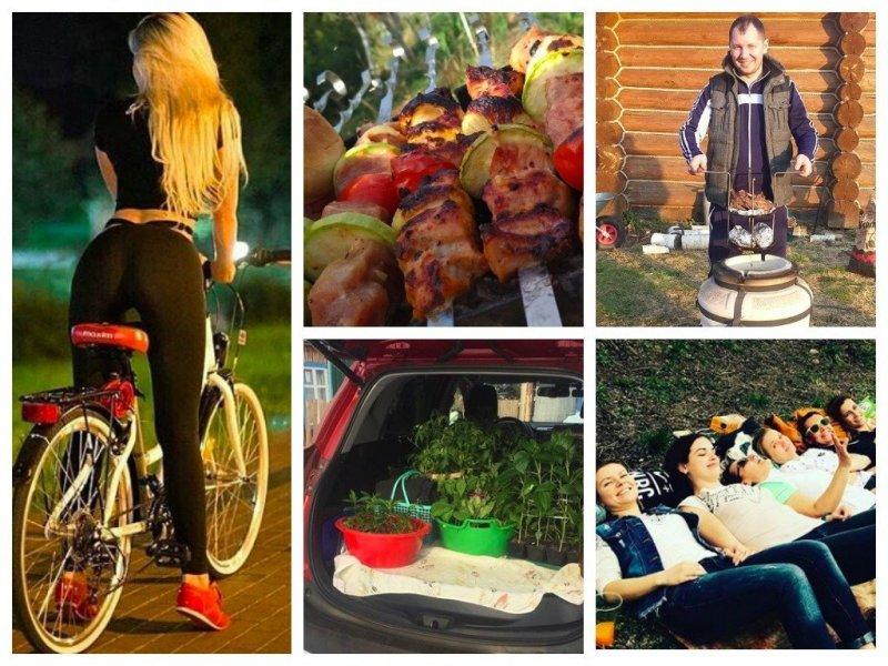 Любимые майские: 9 дней дуракаваляния и беззаботного веселья (10фото)