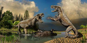 Топ-10 самых страшных доисторических монстров