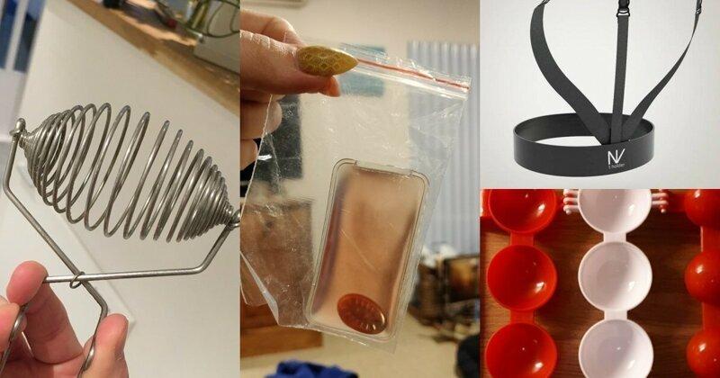 Пользователи сети поделились фото странных предметов и постарались определить, что это такое (15фото+2видео)