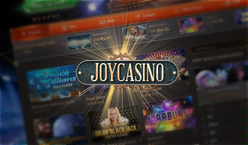 фото Online joycasino