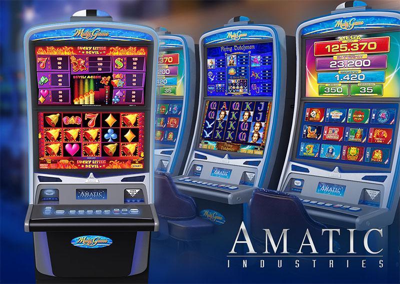 Аматик игровые автоматы